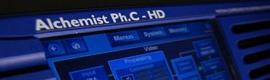 CTV escoge Snell Alchemist Ph.C-HD para la cobertura de la boda real
