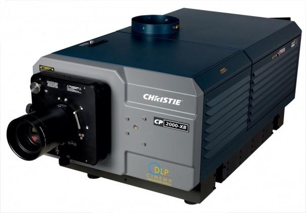 Christie CP2000XB