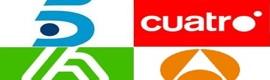 Terremoto de fusiones en las televisiones españolas