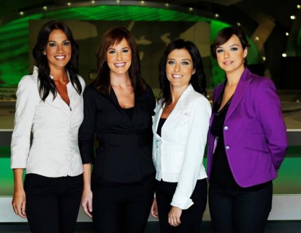 Presentadoras de LaSexta Noticias