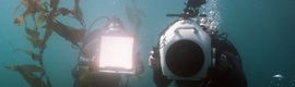 SeaSun: Litepanels para grabaciones submarinas