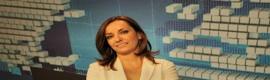 TVE suspende la emisión del Telediario 2 por un fallo técnico