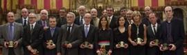 Barcelona acoge los IX Premios Talento