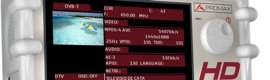 Medidor de campo HD Explorer de Promax