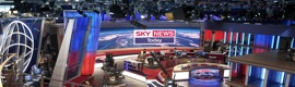 Sky News primer 'todonoticias' inglés en HD con Grass Valley