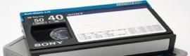 Sony bajará el próximo año el precio de las cintas HDCAM SR