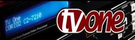 Tv One presenta un multipantalla 3G-SDI
