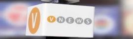 VNews opera ya desde la sede de Antena 3