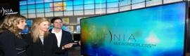 """LG reinventa el entretenimiento para el hogar con su amplia gama de televisores HD LCD y LED """"Infinia"""""""