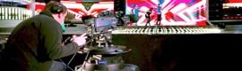 Acción continua en el 'Factor X' inglés con Vinten