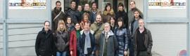 San Sebastián sigue de cerca a Angouleme convertida en ciudad de la animación