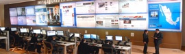 Videowalls de alto rendimiento lumínico 'vigilan' México DF