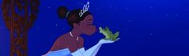 El estreno de 'Tiana y el Sapo' desbanca a 'Avatar'