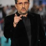Andreu Buenafuente se mostraba tranquilo antes del inicio de la gala