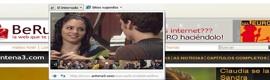 Los vídeos de Antena 3, en la barra del navegador