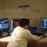 Los monitores SDI LV 5330 y 5380, el multirasterizador LV7800 y el multimonitor LV500, son algunas de la soluciones de Leader mostradas en la jornada
