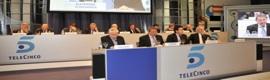 Telecinco propone el reparto íntegro de su resultado neto entre sus accionistas