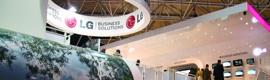LG Electronics Business Solutions Company, soluciones completas para entornos profesionales