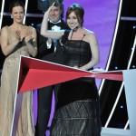 Lola Dueñas bordó su papel en 'yo también'... y premio