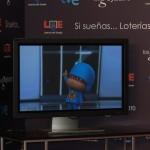 Pocoyó participó virtualmente en la gala