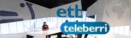 Rez diseña la nueva identidad corporativa de la televisión pública vasca