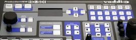 Vaddio ProductionView: nuevo control multicámaras PTZ