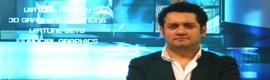 Carlos Morett, jefe de ventas en Brainstorm Multimedia