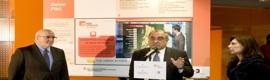 Canal FGC, información de servicio y contenidos de TV3 en el tren
