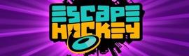 'Escape Hockey': un nuevo proyecto de animación en 3D… e interactivo
