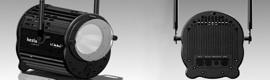 Gekko Kezia 50 y 200: nuevas luminarias LED para cine y tv