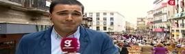 Semana Santa sevillana en la web de Giralda Tv con tecnología Vivocom