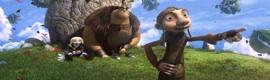'Cazadores de dragones', animación europea de primera línea