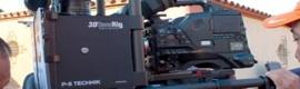 Latina Producciones realiza la primera producción HD 3D