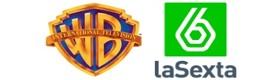 Warner Bros. cierra un acuerdo exclusivo con LaSexta