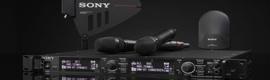 Nueva microfonía inalámbrica de Sony: máxima estabilidad en radiofrecuencias