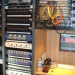 Unidad móvil para audio multicanal