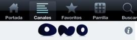 Toda la programación de Ono, disponible desde el iPhone