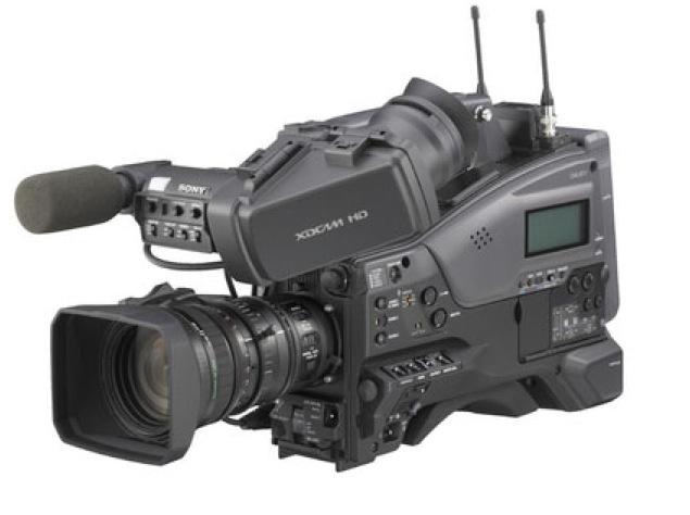 PMW-320, Sony expands XDCAM EX family