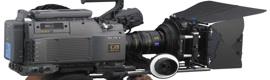 Sony dota la SRW-9000 de un bloque óptico de 35 mm y montaje PL