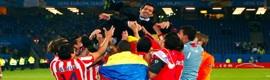 La prórroga de la final de la Europa League, tercera emisión más vista de Telecinco desde 2001