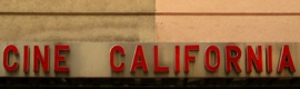 El Instituto Buñuel reabre el antiguo cine California en Madrid