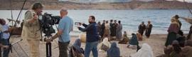 Homenaje al cine clásico con Varicam AJ-HPX3700 en 'El Discípulo'