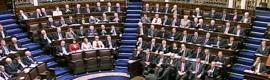 El parlamento irlandés pone en activo su ingente archivo