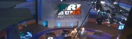 Nuevos estudios de Fox Sport en México DF