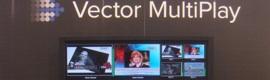 UTH Russia basa su nuevo playout multicanal en la tecnología de Vector 3