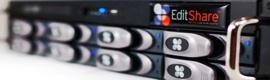 Editshare actualiza su solución de archivo y backup Ark