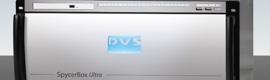 DVS SpycerBox Ultra unifica el almacenamiento de datos y metadatos en un único equipo