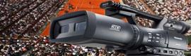 La AG-3DA1, la compacta 3D de Panasonic, se estrena en directo en Roland Garros