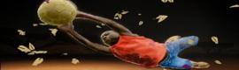 Serena sorprende con los efectos visuales de las promos de Cuatro para el Mundial