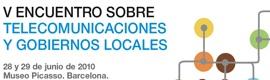 V Encuentro sobre Telecomunicaciones y Gobiernos Locales